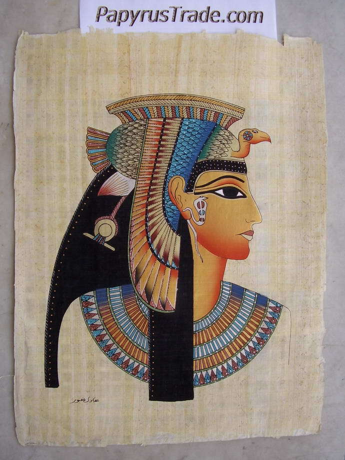 No Credit Check Credit Cards >> Buy Egyptian Papyrus Paper Art & Earn Money
